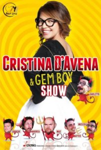 Eventi Al Piper Club - Cristina D'Avena & Gem Boy Show