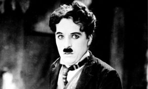 'America, I am coming to conquer you' … Charlie Chaplin in The Gold Rush (1925).