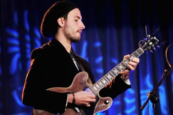 ALESSANDRO FLORIO Guitar Jazz Live Tour in New York