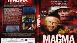 Magma – Disastro infernale, dvd cover