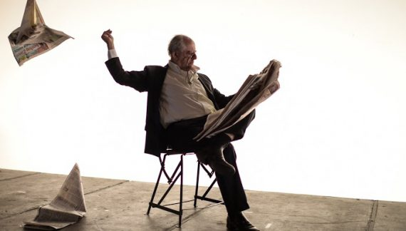 Mostra di William Kentridge al Museo del cinema EYE di Amsterdam