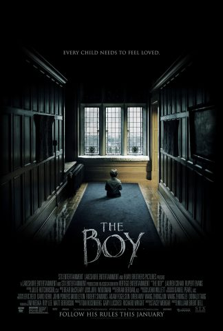 The Boy Poster2