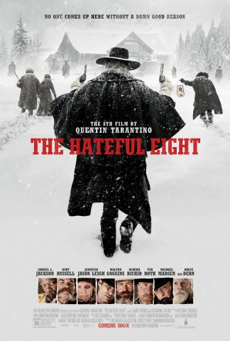 The Hateful Eight Poster