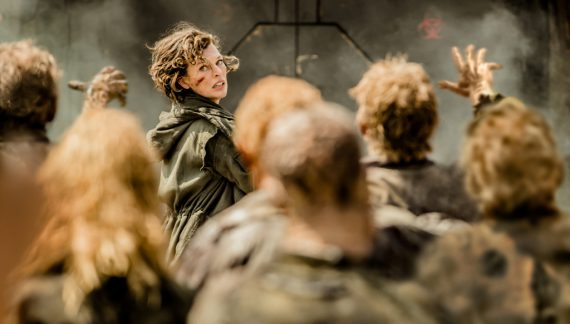 Resident Evil – The Final Chapter, il trailer