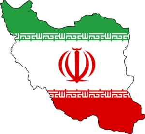 Iran_Map_and_Flag