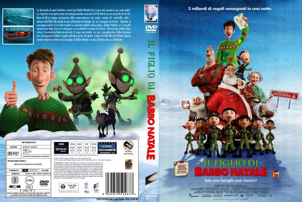 I Film Di Babbo Natale.Dvd Il Figlio Di Babbo Natale Mondoraro Org
