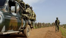 SPLA withdraw south out of the Abyei area of Sudan