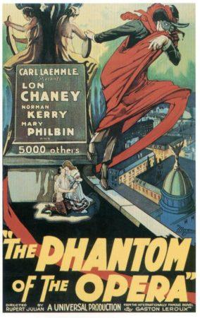 (1925) The Phantom of the Opera