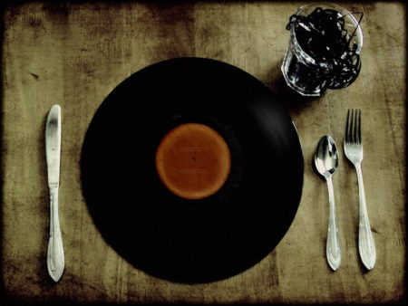 A tavola con la musica