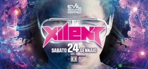 Brancaleone Club - XILENT Live World Tour from UK