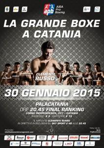 Finale AIBA Pro Boxing: Clemente Russo sul ring per assicurarsi un posto alle Olimpiadi di Rio 2016