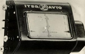 The 1930's version of a GPS: