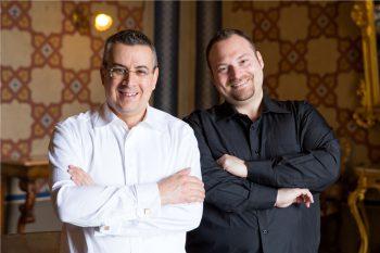 DUO Marco Sollini e Salvatore Barbatano