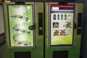 Seattle, il distributore automatico di biscotti alla marijuana e cannabis