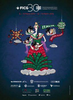 30° Festival internazionale del cinema di Guadalajara - Italia ospite d'onore