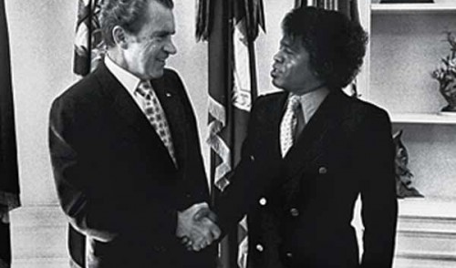 James Brown, the Nixon's Clown? Antonio Romano approfondisce il controverso legame tra James e Richard Nixon che fece scalpore nel 1973