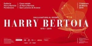 Mostra di Harry Bertoia - Dalla Natura al Segno