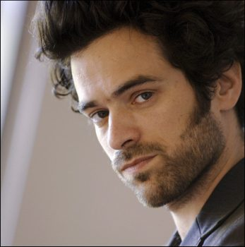 06/02/2005. Close up of French actor Romain Duris