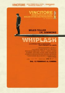 Whiplash postr