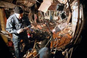 Dozens killed in Moscow metro blast