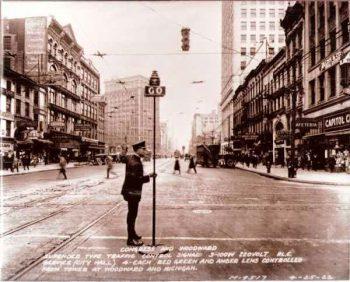 il semaforo 1914