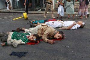 isis bambini uccisi