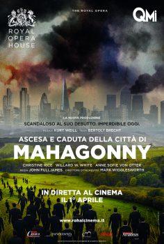 Ascesa e caduta della città di Mahagonny
