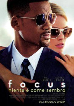 Focus - Niente è come sembra poster
