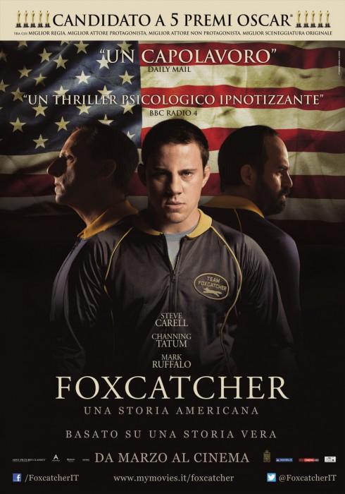 Foxcatcher – Una storia americana