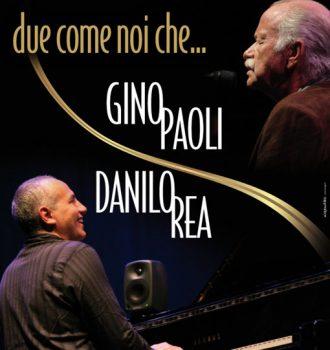 Gino Paoli e Danilo Rea: Due come noi che