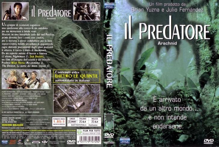 Il-predatore-cover-dvd