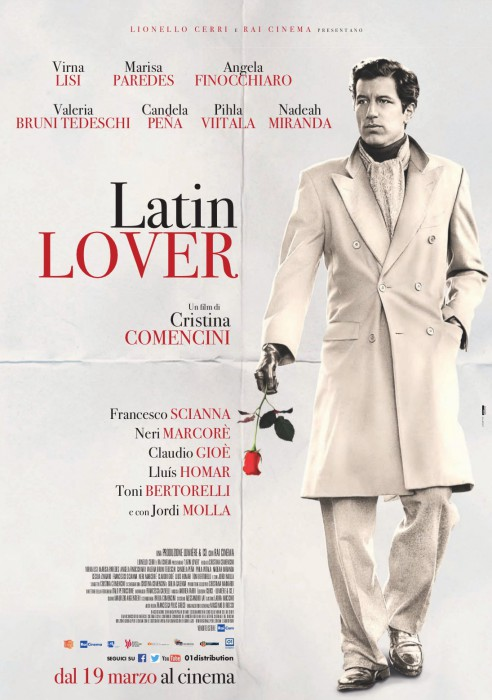 Latin Lover poster