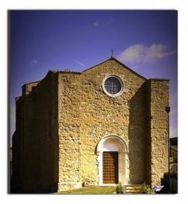 Rari affreschi templari. Chiesa di S. Bevignate, Perugia