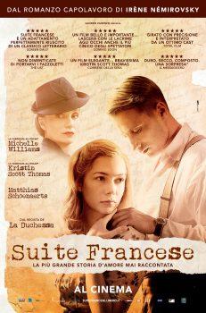 SUITE FRANCESE - poster critiche