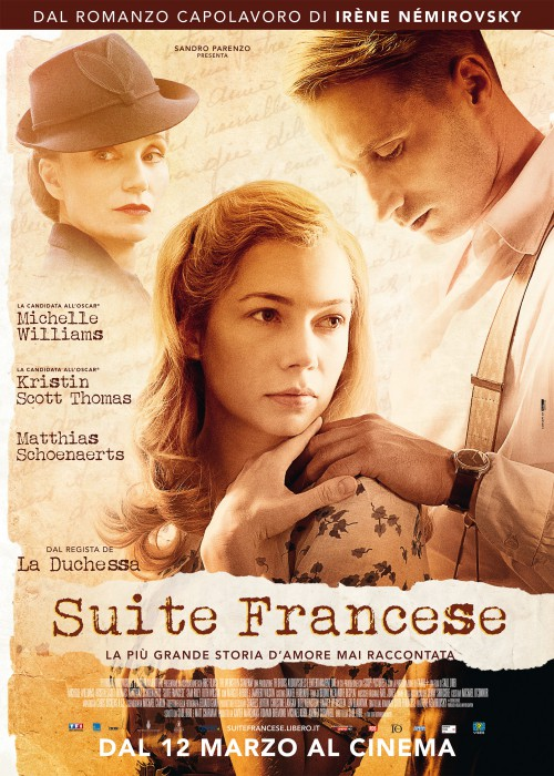 Suite Francese poster