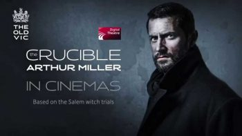 The old Vic's The Crucible