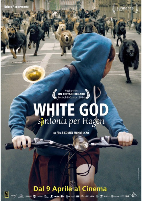White God - Sinfonia per Hagen,
