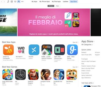 Fluxedo tra le migliori apps secondo Apple