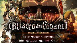 L'attacco dei giganti - Il Film: parte I - L'arco e la freccia cremisi