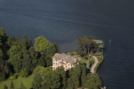 Villa Dozzio foto di Yann Arthus Bertrand