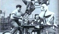 1939: A bicycle that fits a family of four