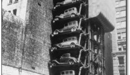 "1936: Model T ""Elevator Garage"" in Chicago"