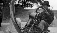 1931: The One Wheel Motorcycle