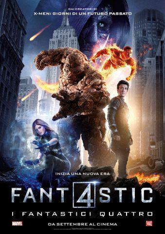 fantastici 4 poster