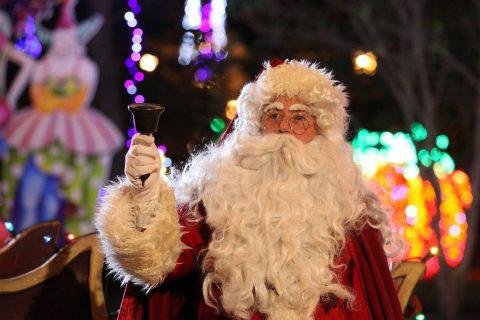 Babbo Natale non viene da Nord