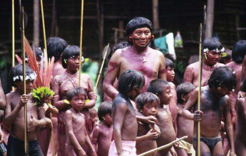 COP 21: popoli indigeni in prima linea nella lotta contro i cambiamenti climatici