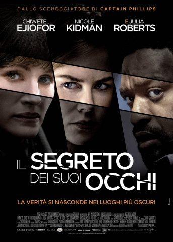 Il Segreto Dei Suoi Occhi,  poster
