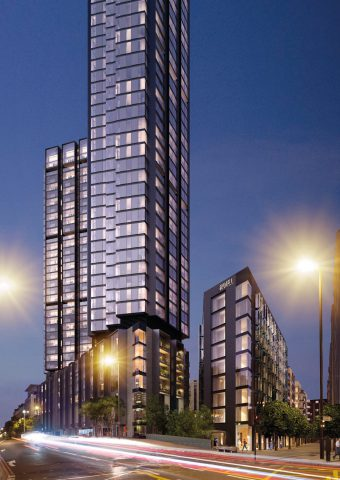 NH Hotel Group, nuovo hotel a Londra