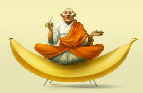banana-pensiero