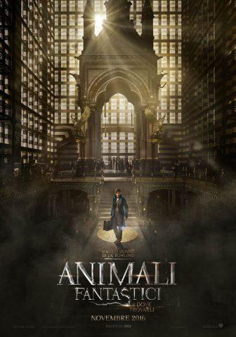 Animali-fantastici-e-dove-trovarli-Poster-Italiano